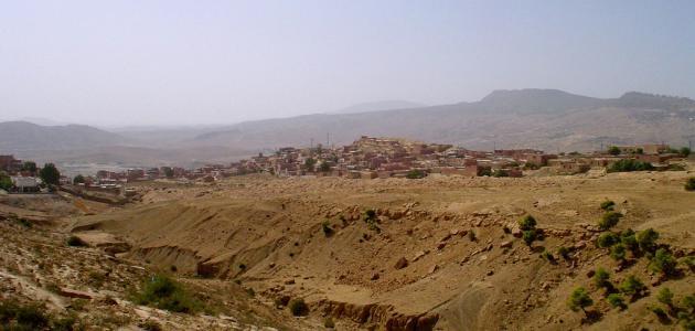 قصر البخاري مدينة الشمس