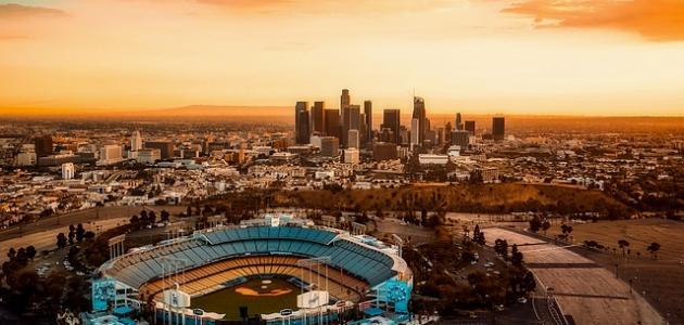 من أشهر مدن كاليفورنيا