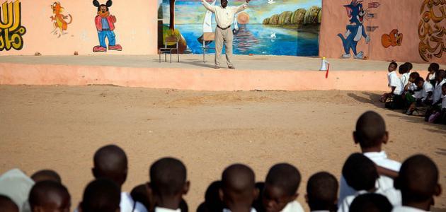 مدينة الفاشر السودانية