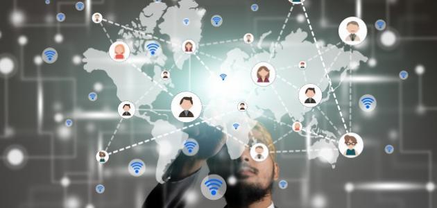 ما مفهوم الشبكة المعلوماتية