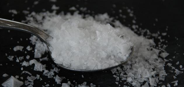 مم يتكون الملح الإنجليزي