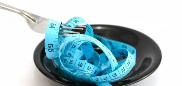 طريقة لخفض الوزن