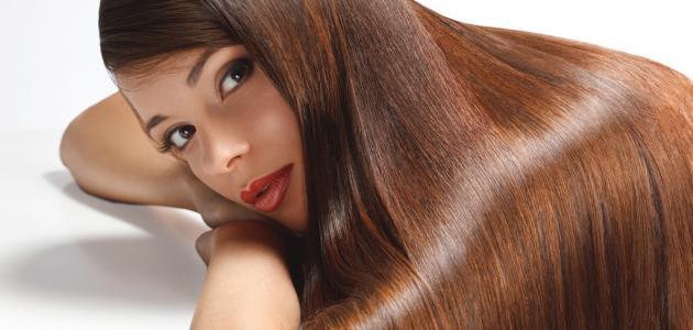 طرق فرد الشعر بالأعشاب