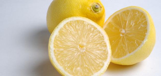 فوائد قطرة الليمون للعين