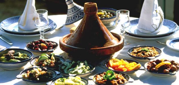 وجبات خفيفة مغربية