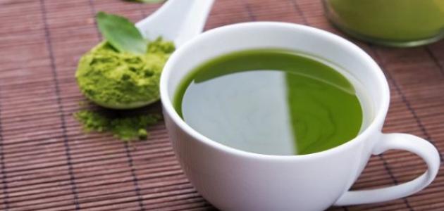 فوائد الشاي الأخضر للنفاس