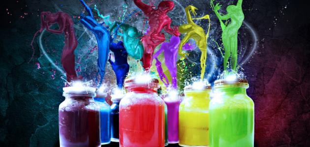 العلاج النفسي بالألوان - فيديو
