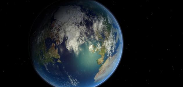 ما هو وزن الأرض