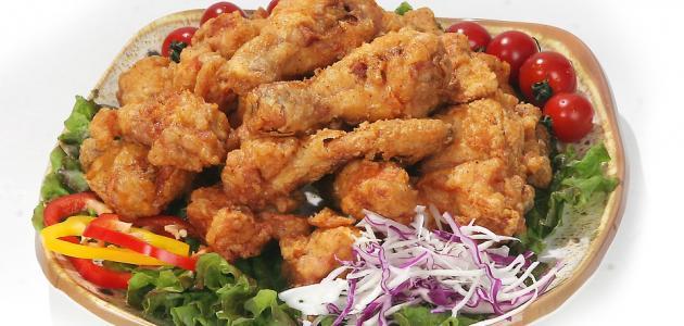 وصفة أصابع الدجاج المقرمشة بالبقسماط - فيديو
