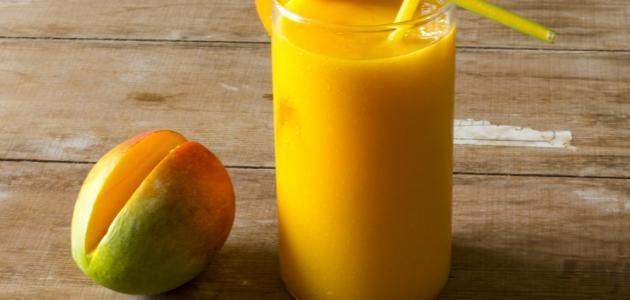 وصفة عصير المانجا بالباي فيلينق - فيديو