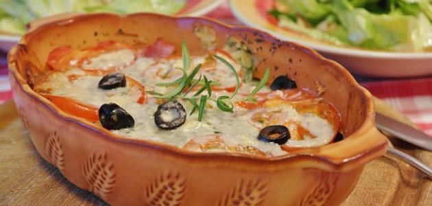 صلصة البيتزا للتغميس - فيديو