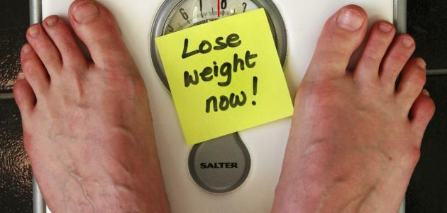 طرق إنقاص الوزن في يومين