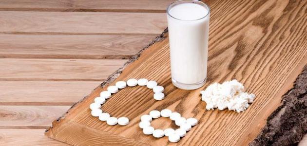 ما سبب نقص الكالسيوم في الجسم