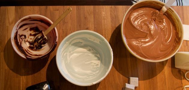 وصفة موس الشوكولاتة والبراونيز - فيديو
