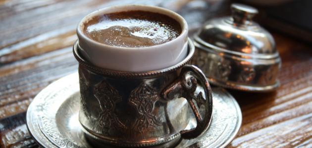 طريقة عمل القهوة التركية - فيديو