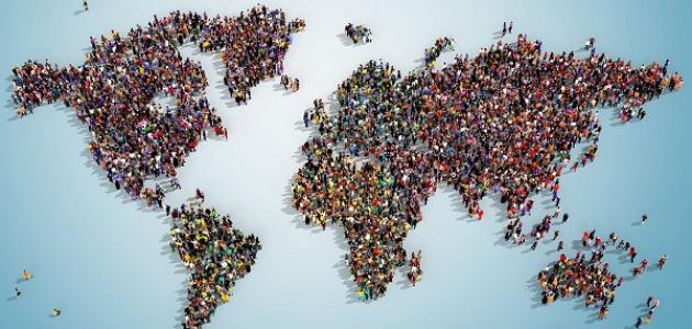 عدد السكان في دول العالم