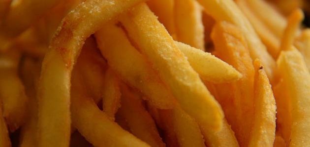 طريقة عمل أصابع البطاطس