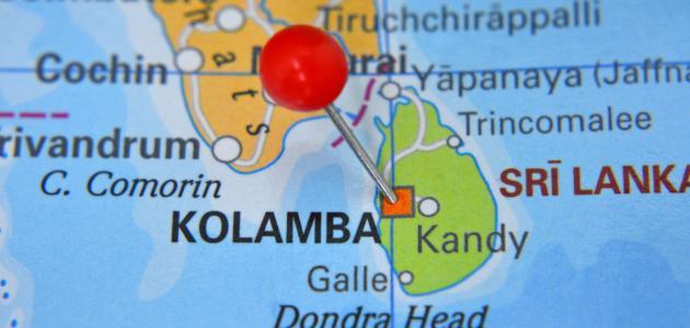 معلومات عن دولة سريلانكا
