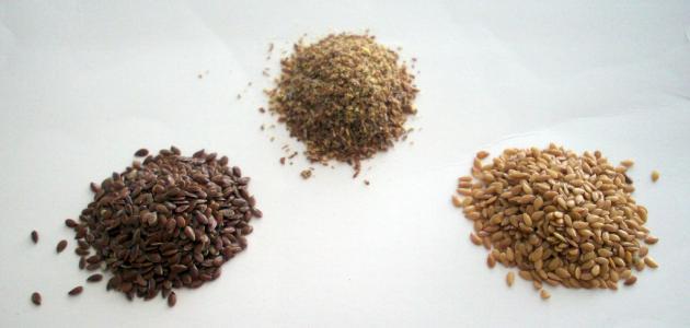 ما هو مطحون بذرة الكتان