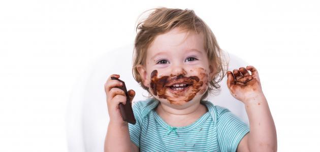 فوائد الشوكولاتة للأطفال