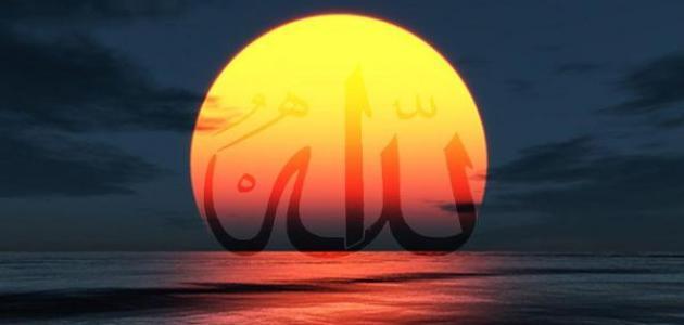 كلمات اسلامية جميلة