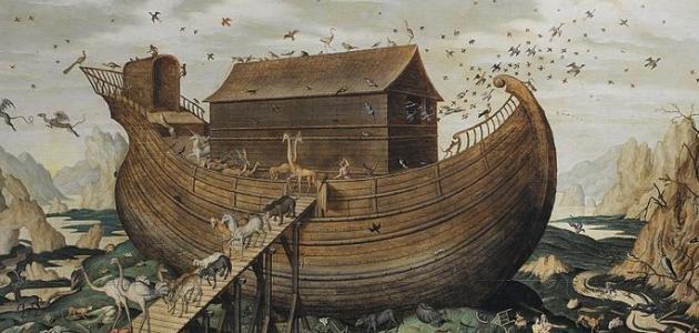 عدد أبناء سيدنا نوح