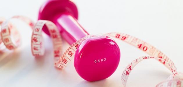 طريقة لخسارة الوزن الزائد بسرعة