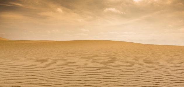 ما هي أكبر صحراء