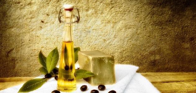 كيفية عمل صابون زيت الزيتون
