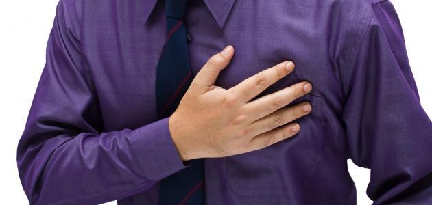 ما هي أسباب نغزات القلب