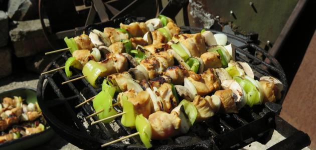 عمل أطباق رمضانية
