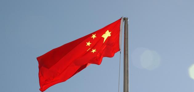 موقع دولة الصين