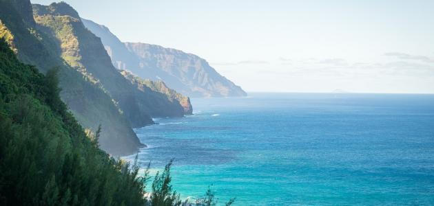 ما موقع جزر هاواي