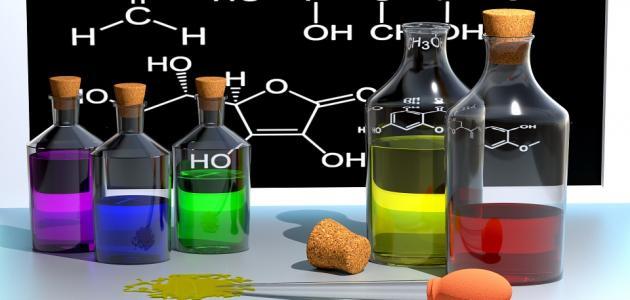 المركبات العضوية في الكيمياء