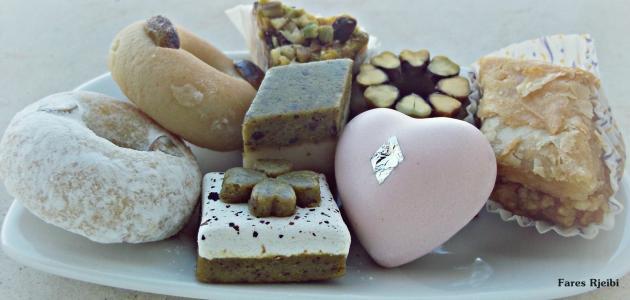 كيفية صنع الحلويات جزائرية
