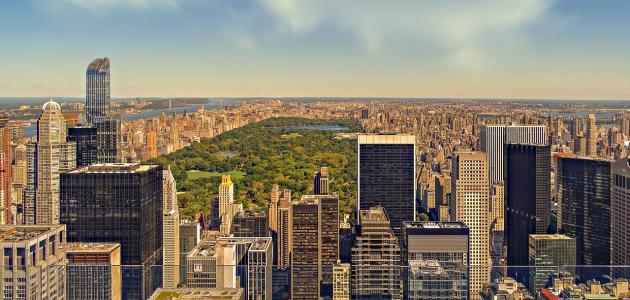 ما هي أكبر مدينة في العالم من حيث المساحة