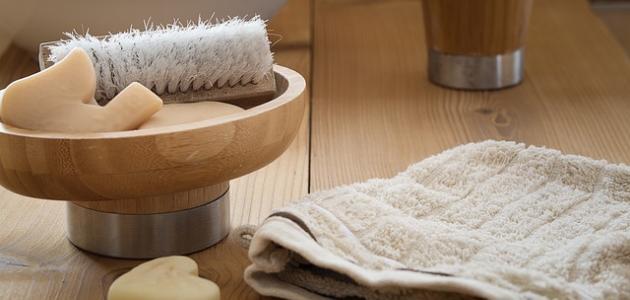 كيفية الغسل عند المرأة