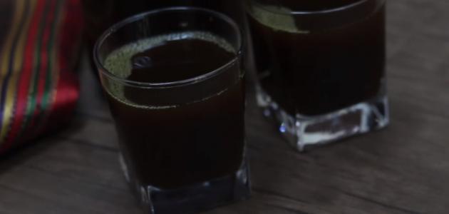 كيفية عمل شراب السوس
