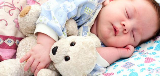 كيفية تنظيم نوم الطفل