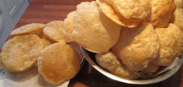 مكونات خبز البراتا