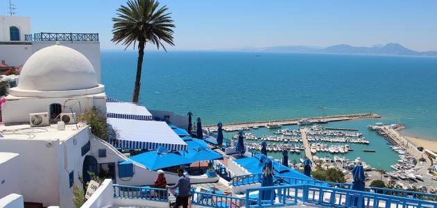 المدن في تونس