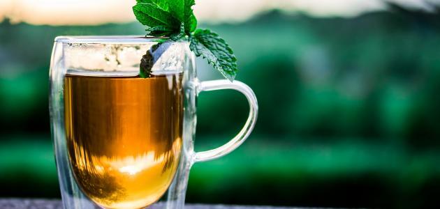 ما هي فوائد الشاي الأخضر بعد الأكل