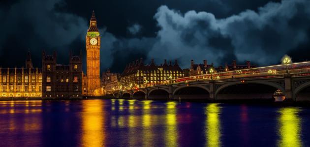 مميزات مدينة لندن