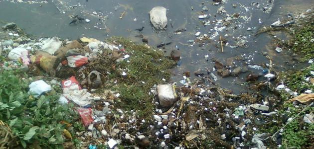 أسباب ومخاطر تلوث الماء