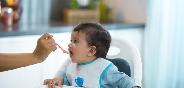 كيف أضمن حصول طفلي على الأطعمة الطبيعية الصحية