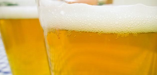 مكونات شراب الشعير