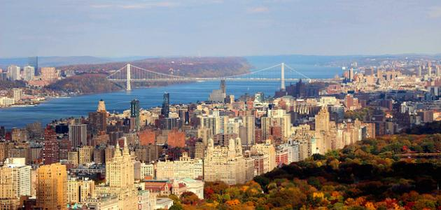 مميزات مدينة نيويورك