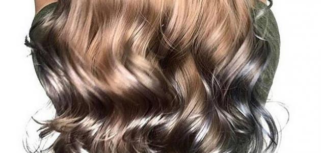 كيفية زيادة لمعان الشعر