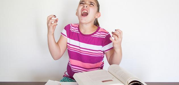 مشاكل أطفال صعوبات التعلم