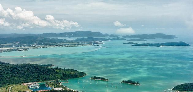 معلومات عن جزيرة لنكاوي في ماليزيا